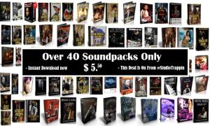 40 + drum kits