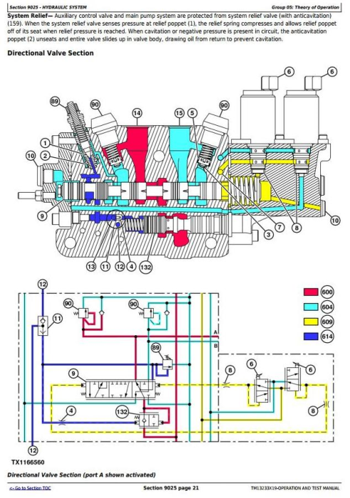 Fourth Additional product image for - John Deere 909M, 959M (SN.271505-)Track Feller Buncher Diagnostic & Test Service Manual (TM13233X19)