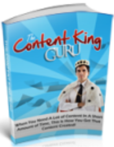 The Content King Guru | eBooks | Business and Money