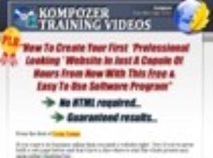Kompozer Training Videos | Movies and Videos | Training