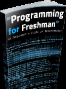 Programming For Freshman | eBooks | Internet