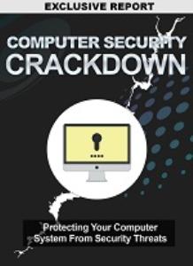 Computer Security Crackdown   eBooks   Internet