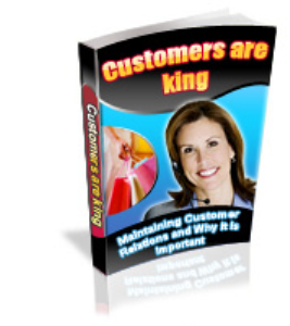 Customers Are King | eBooks | Business and Money
