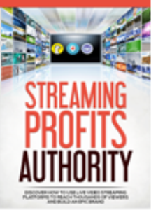 Streaming Profits | eBooks | Business and Money