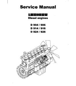 John Deere D924 D926 For 655c 755c Crawler Loader Engine Service Technical Manual Tm2223 | eBooks | Automotive