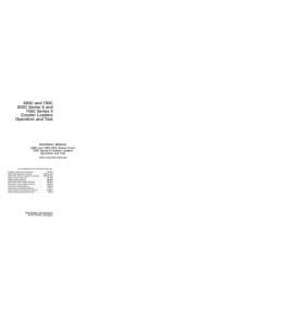 JOHN DEERE 655C 755C SERIES I and II CRAWLER LOADER OPERATION AND TEST SERVICE MANUAL TM2313 | eBooks | Automotive