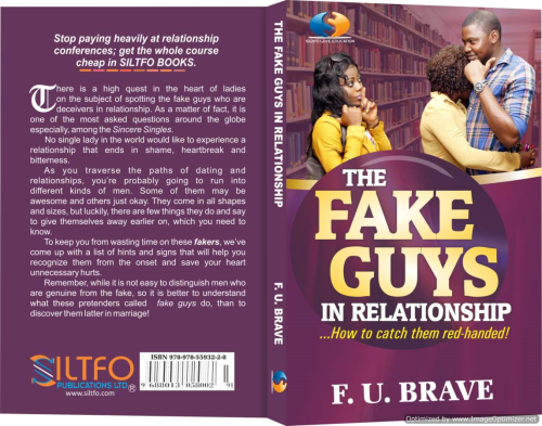 First Additional product image for - The Fake Guys In Relationship