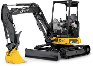 John Deere 35G  (SN. from K270001) Compact Excavator Service Repair Technical Manual (TM12894) | Documents and Forms | Manuals