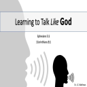 Learning To Talk Like God: The Law of Like Kind | Other Files | Presentations