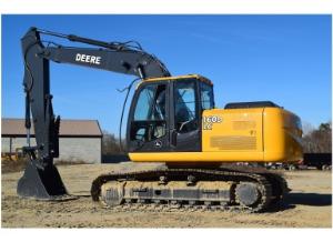 john deere 160dlc excavator factory repair technical manual  (tm10091)