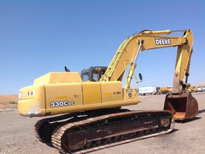 John Deere 330CLC and 370C Excavator Repair Technical Manual | Documents and Forms | Manuals