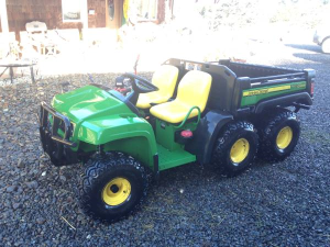 John Deere 4X2 and 4X6 Gator Utility Vehicles Service Manual TM1518 | Documents and Forms | Manuals