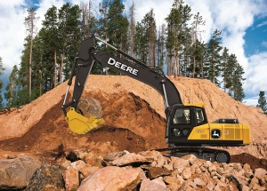 John Deere E210LC Excavator Parts Catalog | Documents and Forms | Manuals