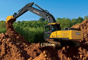 John Deere E210LC Excavator Operators Manual | Documents and Forms | Manuals