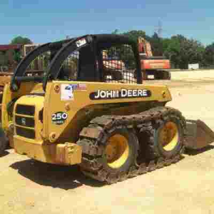 John Deere Skid Steer 240 and 250 Factory Service Manual (TM1747) | Documents and Forms | Manuals