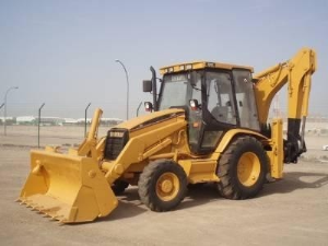 Caterpillar 428D Backhoe Loader Parts Manual | Documents and Forms | Manuals