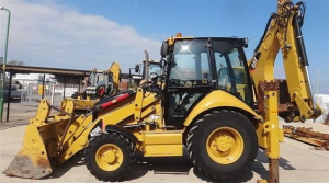Caterpillar 428E Backhoe Loader Parts Manual | Documents and Forms | Manuals