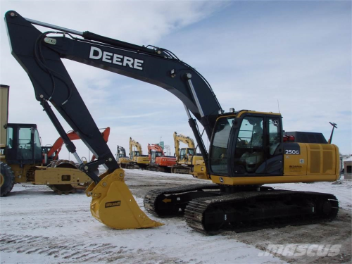 First Additional product image for - John Deere 250GLC Excavator Operation and Test Technical Manual  TM13208X19