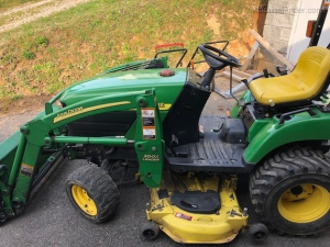 John Deere 2210 Compact Utility Tractor Technical Manual | Documents and Forms | Manuals