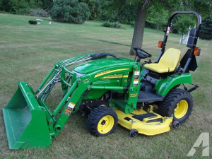 John Deere 2305 Compact Utility Tractor Service Manual | Documents and Forms | Manuals