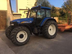 New Holland Tractor TM120 TM130 TM140 TM155 TM175 Service Repair Manual | Documents and Forms | Manuals
