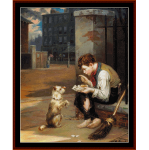 market master - a.e. mulready cross stitch pattern by cross stitch collectibles