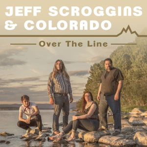 patuxent cd-327 jeff scroggins & colorado - over the line (single)
