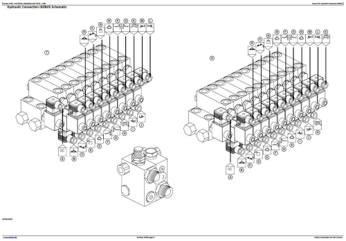 Third Additional product image for - John Deere 824, 832, 840 Trailed Crop Sprayers Diagnostic and Tests Service Manual (TM403419)