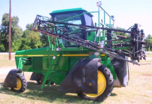 John Deere 6700 Self-Propelled Sprayer Service Repair Technical Manual (TM1742) | Documents and Forms | Manuals