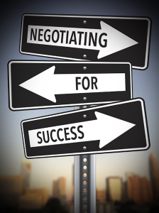 negotiating for success special report