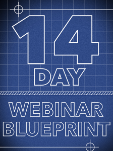 14-day webinar blueprint special report