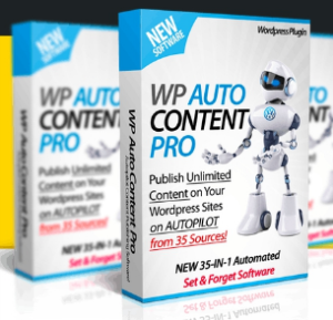 WP Auto Content PRO | Software | Add-Ons and Plug-ins