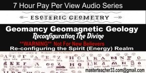geomancy; geomagnetic; geomatry