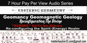 Geomancy; Geomagnetic; Geomatry | Audio Books | Religion and Spirituality
