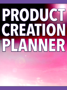 product creation planner special report