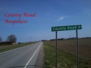 county road anywhere