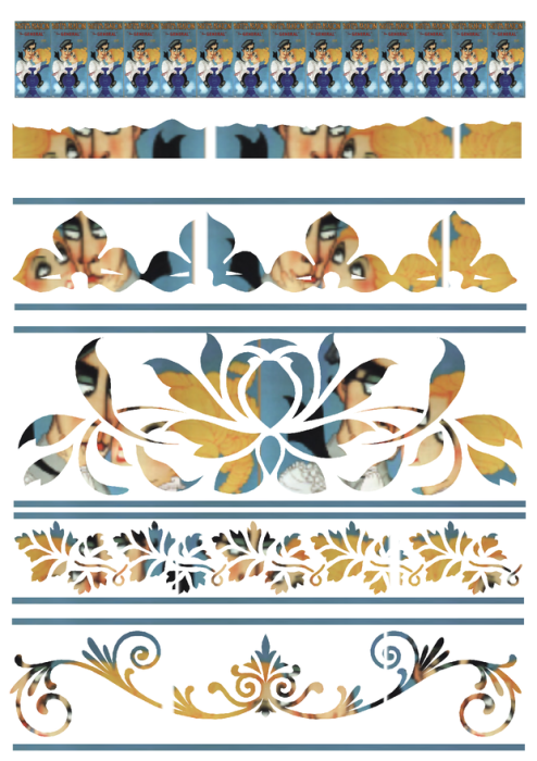 Third Additional product image for - The General - Craft papers for cardmaking and scrapbooking. 40 sheets in PNG