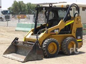 Download Caterpillar 228 SKID STEER LOADER 6BZ Service Repair Manual   eBooks   Automotive