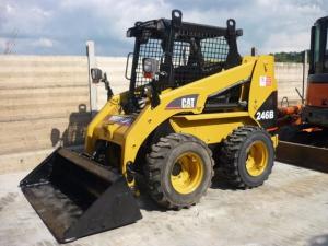 Download Caterpillar 246B SKID STEER LOADER PAT Service Repair Manual | eBooks | Automotive