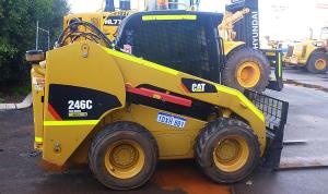 Download Caterpillar 246C SKID STEER LOADER JAY Service  Repair Manual | eBooks | Automotive