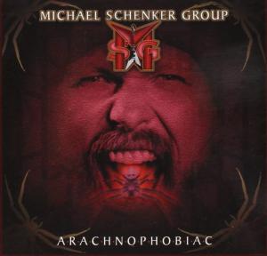 michael schenker group arachnophobiac (2003) (shrapnel records) (11 tracks) 320 kbps mp3 album