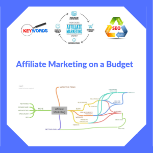 affiliate marketing on a budget