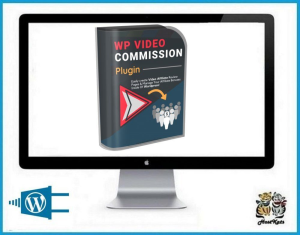 wordpress video commission plugin - digital download