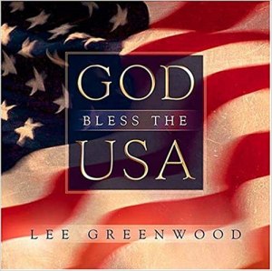 God Bless the USA (Lee Greenwood) Custom arranged for vocal solo (soprano or tenor), piano/rhythm, brass quintet and optional SATB choir in the key of Db. | Music | Popular