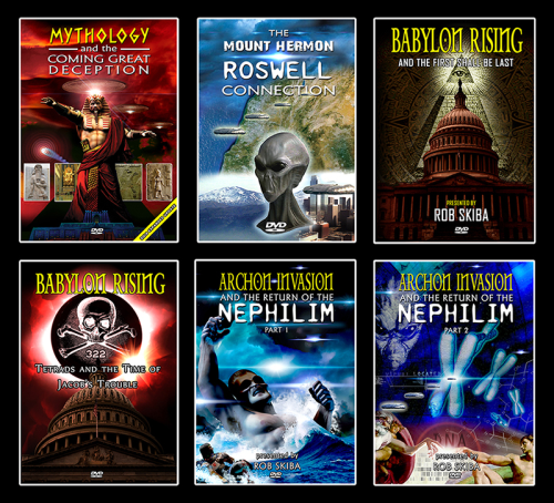 First Additional product image for - SEED: Babylon Rising - Nephilim 6-Pack
