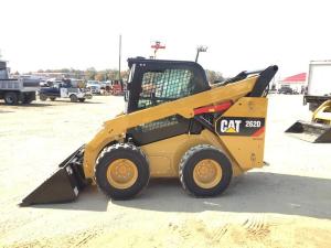 Download Caterpillar 262D SKID STEER LOADER DTB Service Repair Manual | eBooks | Automotive