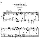 Die Zufriedenheit, K.473, High Voice in B-Flat Major, W.A. Mozart., C.F. Peters (Friedlaender). A4 | eBooks | Sheet Music