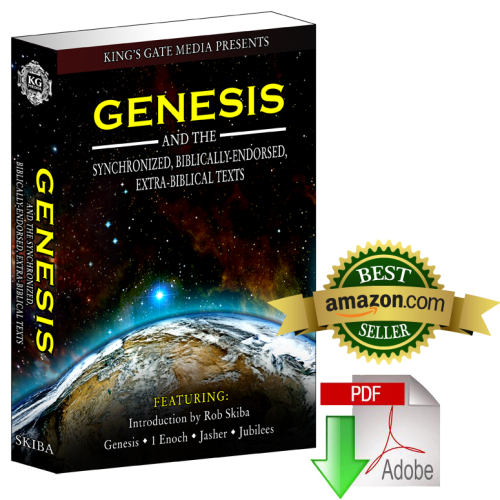 First Additional product image for - Genesis and the Synchronized, Biblically Endorsed, Extra-Biblical Texts