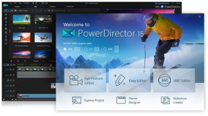 Best Video Editing Software CyberLink PowerDirector 16 Ultimate | Software | Add-Ons and Plug-ins