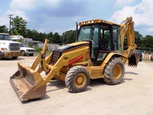 Download Caterpillar 416D BACKHOE LOADER BGJ Service Repair Manual | eBooks | Automotive